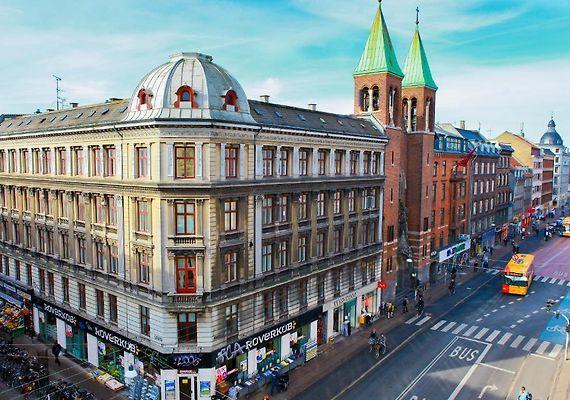 jørgensen hotel københavn
